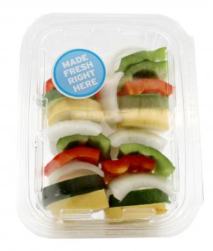 Kabob Mix Veggie Pack