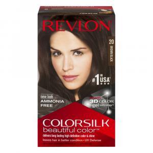 Revlon ColorSilk 2N Brown/Black