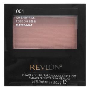 Revlon Smooth On Powder Blush - Oh Baby!Pink