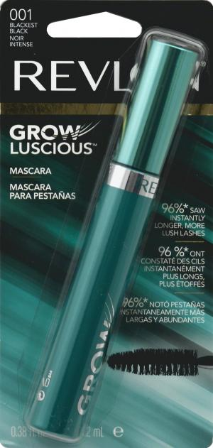 Revlon Grow Luscious Mascara Black/black