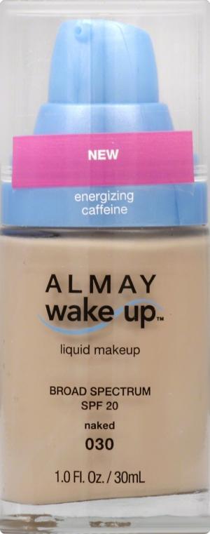 Almay Wake Up Liquid Make Up Naked