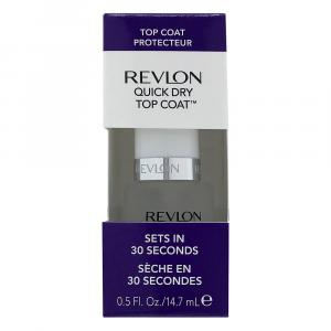 Revlon Quick Dry Top Coat Sets in 30 Seconds
