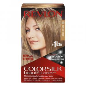 Revlon ColorSilk Dark Ask Blonde Hair Coloring