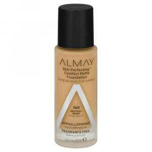 Almay Skin Perfecting Comfort Matte Foundation Neutral Beige