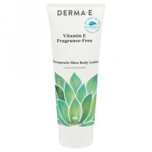 Derma-E Vitamin E Fragrance-Free Therapeutic Shea