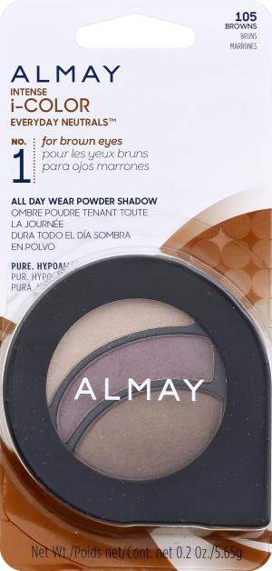 Almay Intense I-Color Everyday Neutrals For Brown Eyes