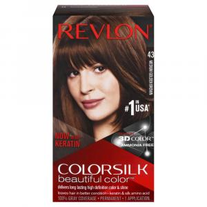 Revlon ColorSilk Golden Brown