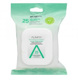 Almay Makeup Remover Cleansing Towelettes