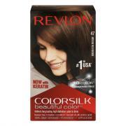 Revlon ColorSilk Medium Rich Brown #47