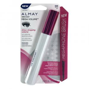 Almay Whole Lotta Lash Black Mega Volume Mascara