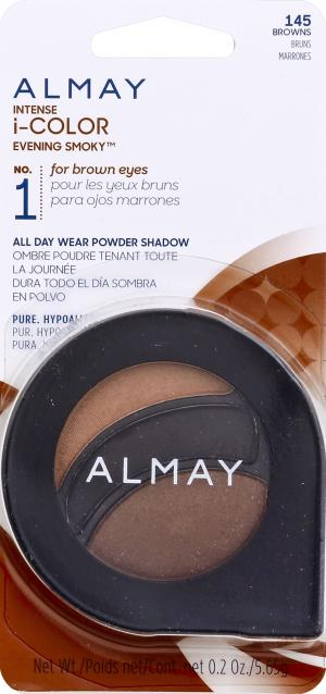 Almay Intense I-Color Evening Smoky For Brown Eyes Shadow