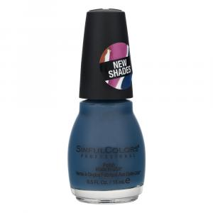Sinful Colors Polish Show and Teal