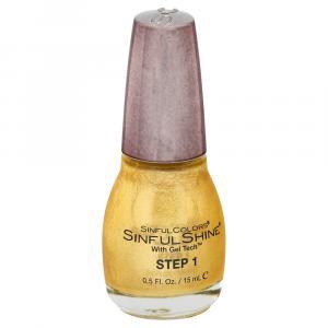 Sinful Shine Step 1 Liquid Gold