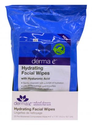 Derma-E Hydrating Micellar Cleansing Wipes