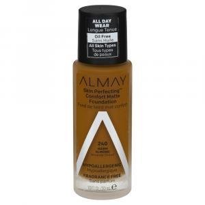 Almay Skin Perfect Comfort Matte Foundation Almond