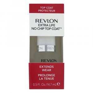 Revlon Extra Life No Chip Top Coat Extends Wear
