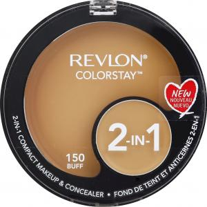 Revlon Color Stay Two in One Makeup & Concealer Buff