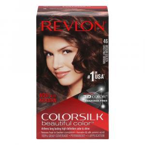 Colorsilk Medium Golden Chestnut Brown Hair Color