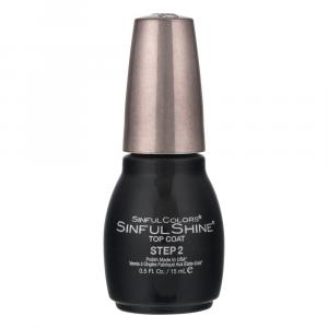Sinful Shine Step 2 Top Coat