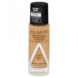 Almay Skin Perfecting Comfort Matte Foundation Neutral Honey