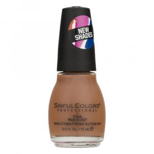Sinful Colors Polish Hot Toffee