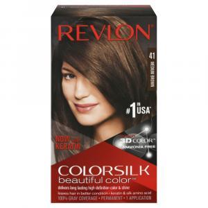 Revlon ColorSilk 4N Medium Brown