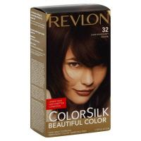 Revlon ColorSilk #32 Dark Mahogany Brown