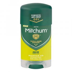 Mitchum Mountain Air Scent Clear Gel Deodorant