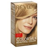 Revlon ColorSilk Light Blonde Hair Color