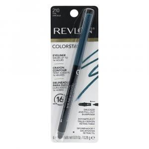 Revlon Color Stay Eye Liner Crayon Smudger Sharpener Teal