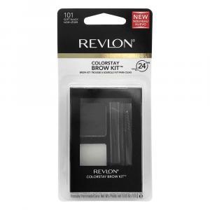 Revlon Colorstay Brow Kit Soft Black