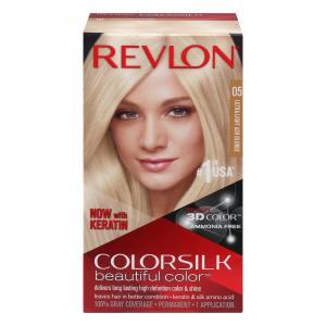Revlon ColorSilk Ultra Light Blonde Hair Color