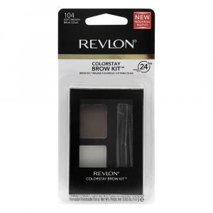 Revlon Colorstay Brow Kit Soft Brown