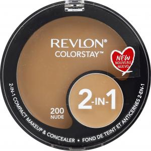Revlon Color Stay Two in One Makeup & Concealer Nude
