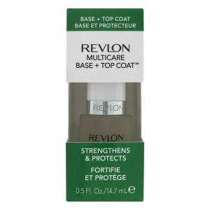 Revlon Multicare Base + Top Coat Strengthens & Protects