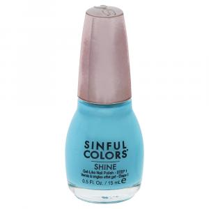 Sinful Shine Step 1 Caribbean Cool