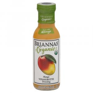 Brianna's Organic Mango Vinaigrette Dressing