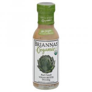 Brianna's Organic Real French Vinaigrette Dressing