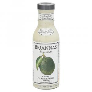 Brianna's Creamy Cilantro Lime Dressing