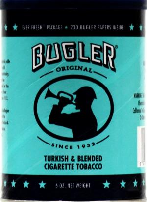 Bugler Medium Tobacco Can