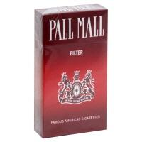 Pall Mall Red Box 100's Cigarettes