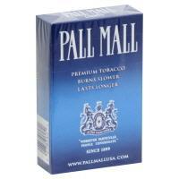Pall Mall Blue Box 85's Cigarettes
