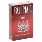 Pall Mall Red Box 85's Cigarettes