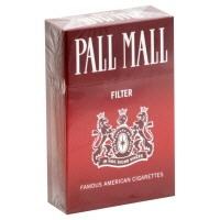 Pall Mall Red Box 85's Cigarettes