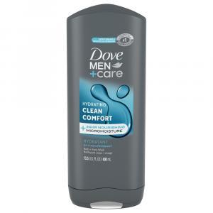 Dove Men+Care Clean Comfort Body Wash