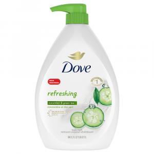 Dove Go Fresh Cool Moisture Body Wash Cucumber & Green Tea