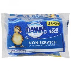 Dawn Non Scratch Scrubber Sponges