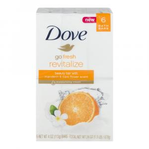 Dove Go Fresh Revitalize Bar Soap