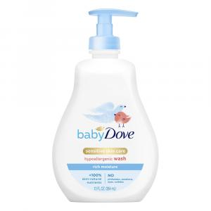 Baby Dove Rich Moisture Tip To Toe Body Wash