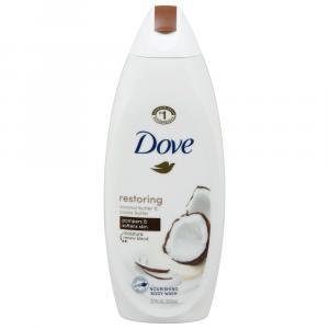 Dove Nutrition Coconut Body Wash